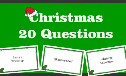 Christmas 20 Questions