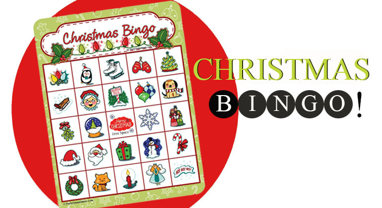 picture relating to Holiday Bingo Printable called Xmas Bingo - Printable Xmas Bingo Playing cards