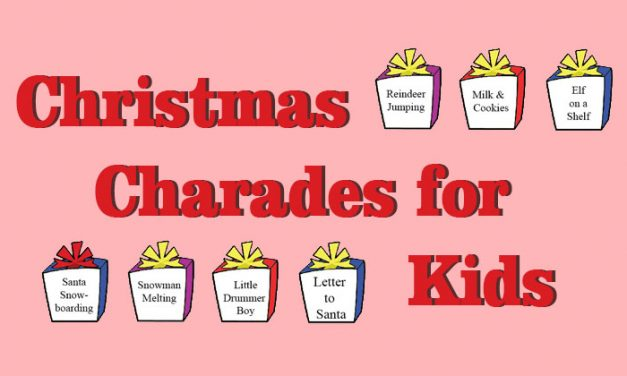 Printable Christmas Games, Trivia, Bingo!, Gift Exchanges
