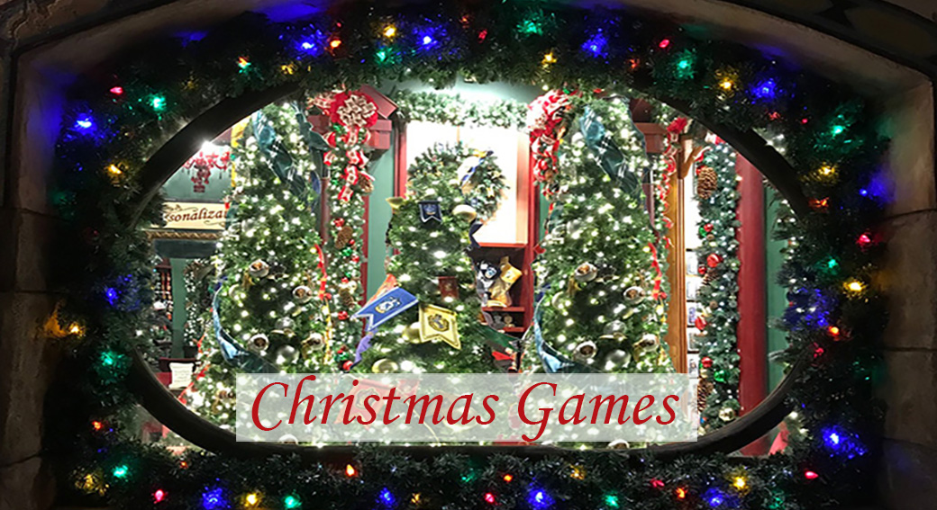 category christmas games - Christmas Decoration Games