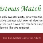 Christmas Match Me