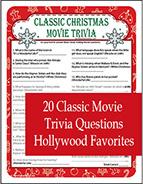 Classic Christmas Movie Trivia Game