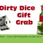 Dirty Dice Christmas Gift Grab