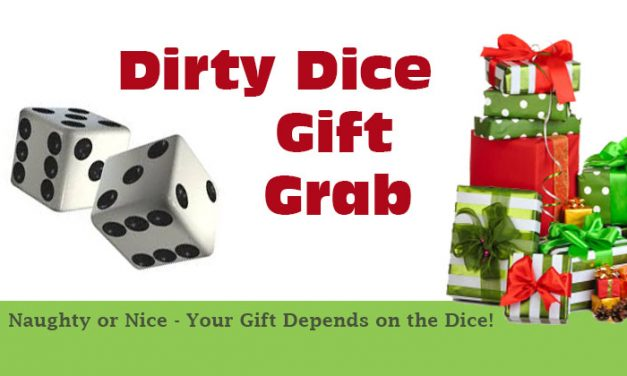 Gift exchange holiday christmas party gift grabs dirty dice christmas gift grab negle Gallery
