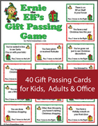 Gift Passing Christmas Game Ideas