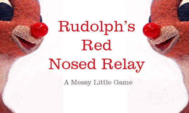 Reindeer Red Nosed Relay