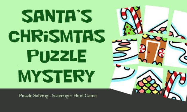 Santa's Christmas Puzzle Mystery