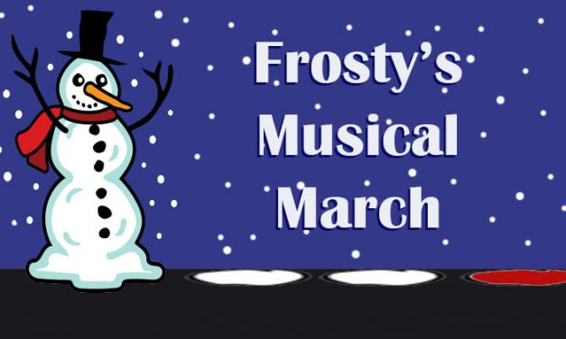 Frosty's Musical March – Musical Chairs