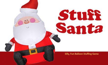 Stuff Santa Game