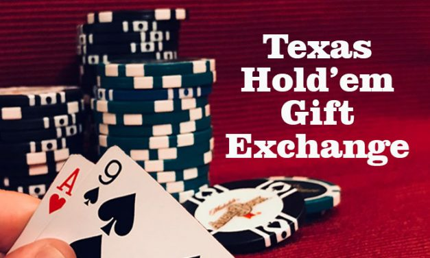Texas Hold'em Gift Exchange