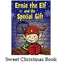 Ernie the Elf and the Special Gift Book - On Sale Now