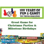 100 Years of Fun & Games – Toy Trivia