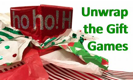 Unwrap the Gift Games