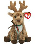 Christmas Beanie Reindeer