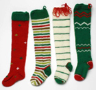 Christmas Stocking Guessing Game for Kids