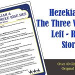Three Wise Men Left Right Game