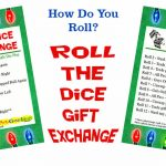 Roll the Dice Gift Exchange