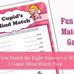 Cupids Mind Match