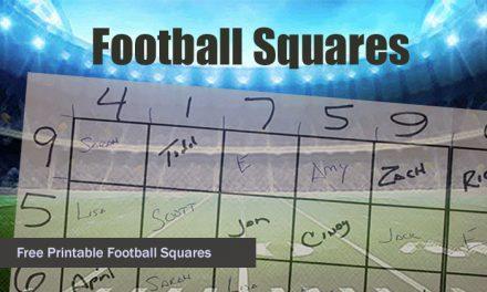 Football Squares
