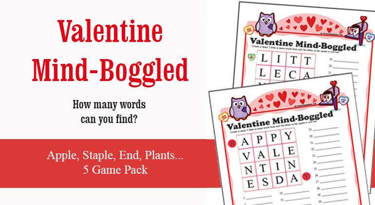 Valentine Mind Boggled