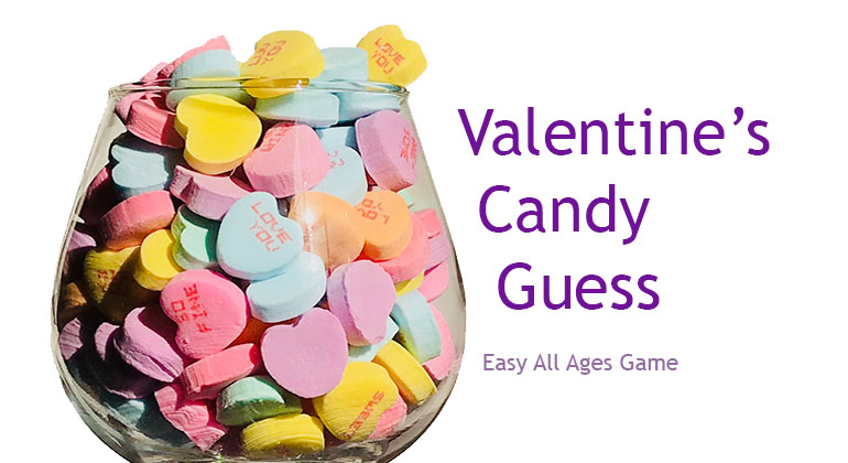 Valentine Candy Guess