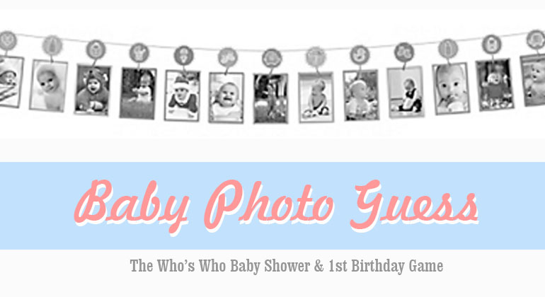 Baby Photo Guess Game