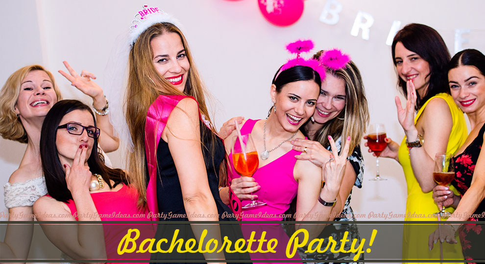 image regarding Bachelorette Party Games Printable identified as Earlier mentioned 30 Bachelorette Celebration Online games - Printable and Do it yourself