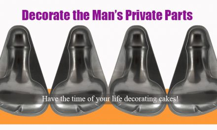 Decorate the Mans Private Parts
