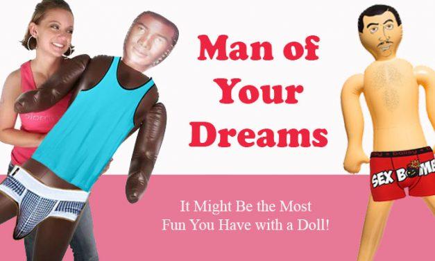 Bachelorette Man of your Dreams