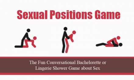 Sexual Positions Bachelorette Game
