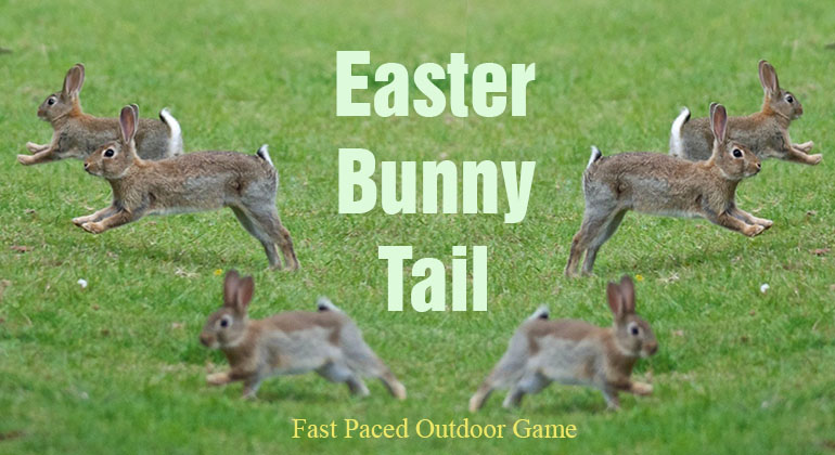 Easter Bunny Tail