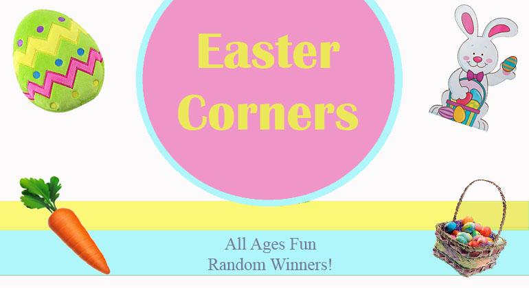 Easter Corners