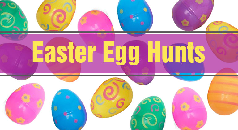 Easter Egg Hunt Ideas Single Team Easter Egg Hunts
