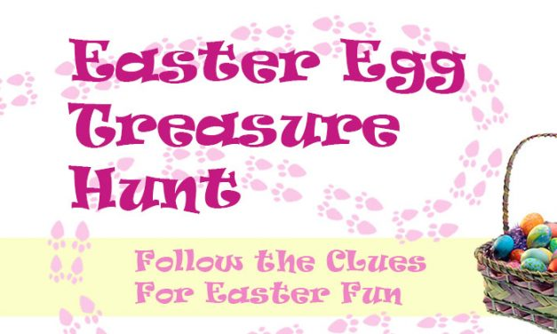 Easter Egg Treasure Hunt