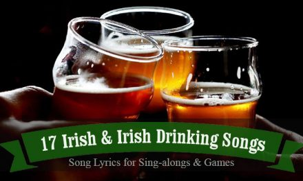 17 Irish Drinking Song Lyrics and Singalong Irish Songs Lyrics