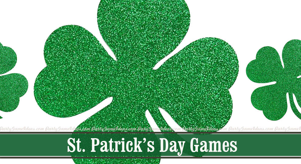 Category: St Patricks Day Games