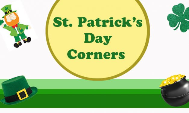 St Patricks Day Corners