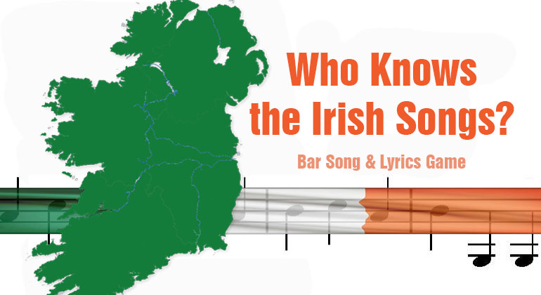 Who Knows the Irish Songs