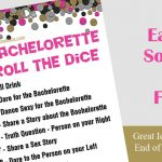 Bachelorette Roll the Dice