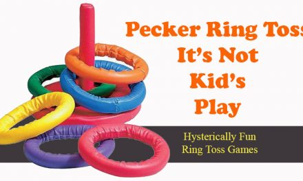 Bachelorette Pecker Ring Toss