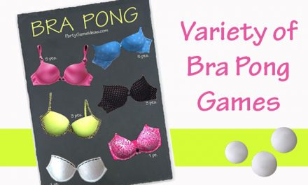Bra Pong Games
