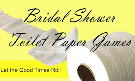 Bridal Shower Toilet Paper Games