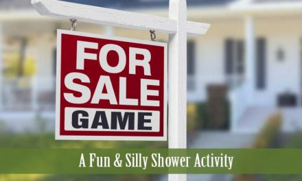 For Sale Wedding Shower Game