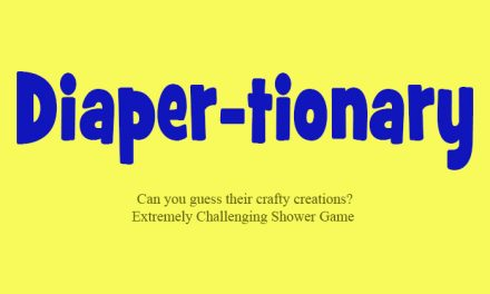 Diaper-Tionary Game
