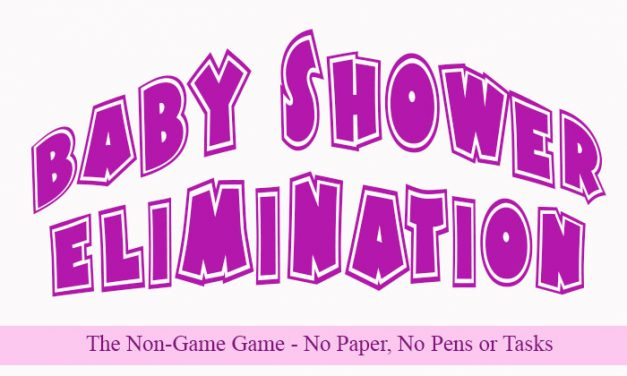 Baby Shower Elimination Game