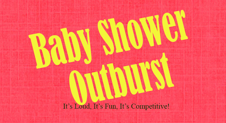 Baby Shower Outburst