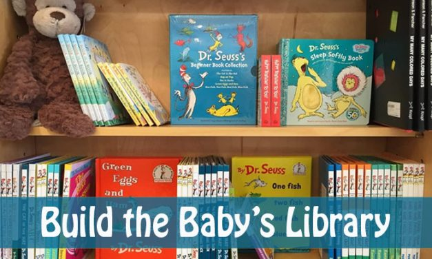 Build the Babys Library