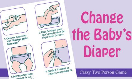Crazy Change the Baby's Diaper Game