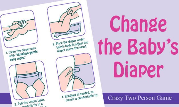 Change the Babys Diaper