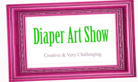 Diaper Art Show Game